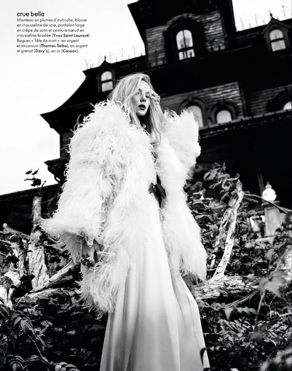 Съёмка: Хезер Маркс для Elle. Изображение № 13.
