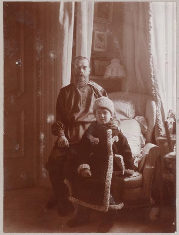 Редкие фотографии семьи Романовых. Изображение № 4.