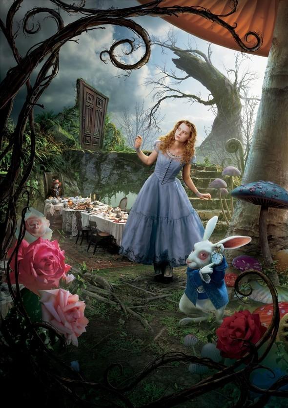 """Рецензия """"Алиса в Стране Чудес"""". Изображение № 1."""