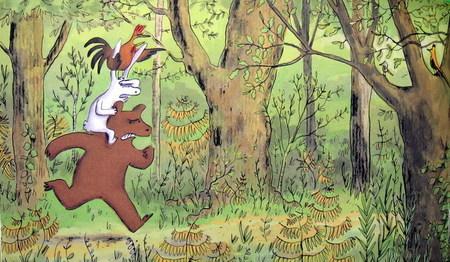 Ликующий сюрвкнижной иллюстрации Беатрис Родригес. Изображение № 3.