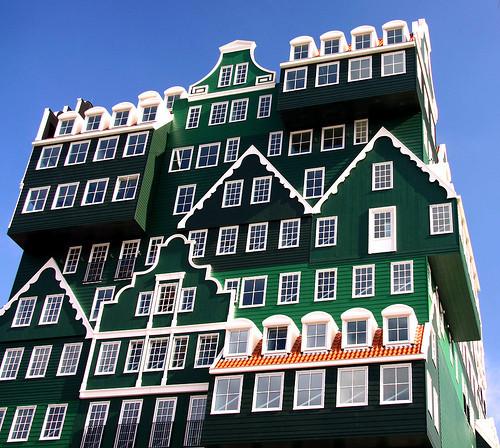 Hotel Inntel Zaandam. Изображение № 3.