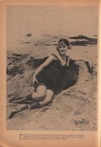Ретро-купальники. Изображение № 30.