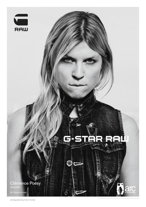 Рекламная кампания: G-Star RAW SS'12. Изображение № 2.