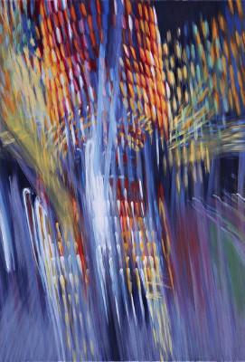 Точка, точка, запятая: 10 современных абстракционистов. Изображение № 75.