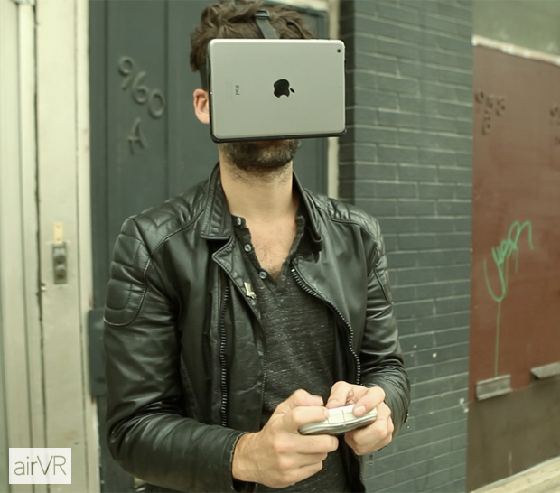 Версия AirVR с iPad mini. Изображение № 1.