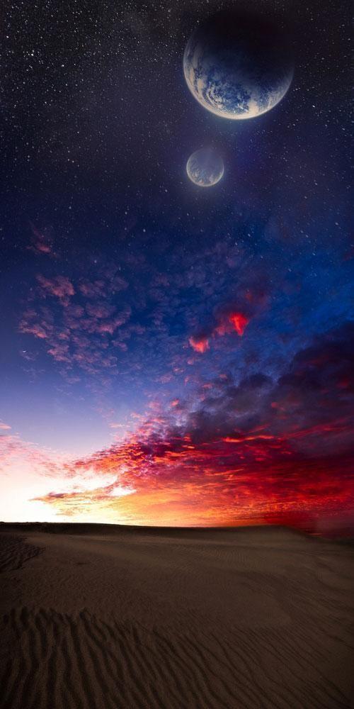 Изображение 7. Красота неба и земли Натана Споттса (Nathan Spotts).. Изображение № 7.