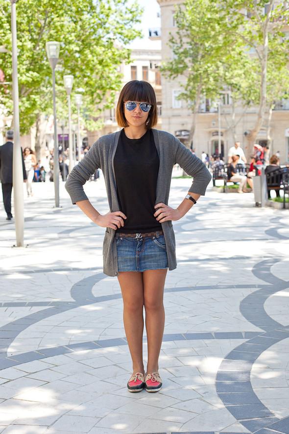 Baku Street Fashion | Spring 2012. Изображение № 5.