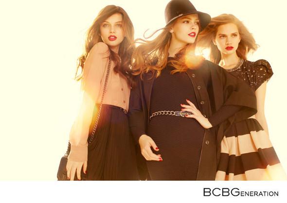 Кампания: BCBGeneration FW 2011. Изображение № 3.