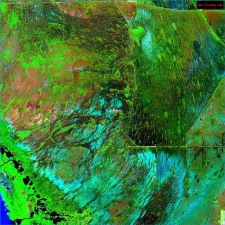 Фотографии Земли, снятые соспутников NASA. Изображение № 6.