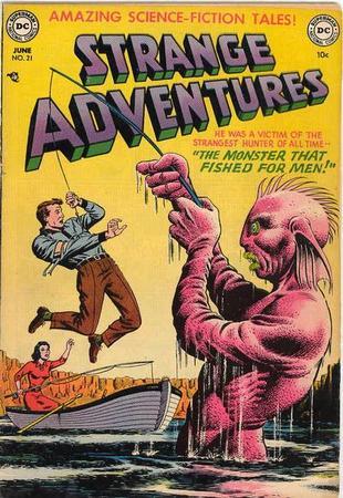 Strange adventures. Изображение № 3.
