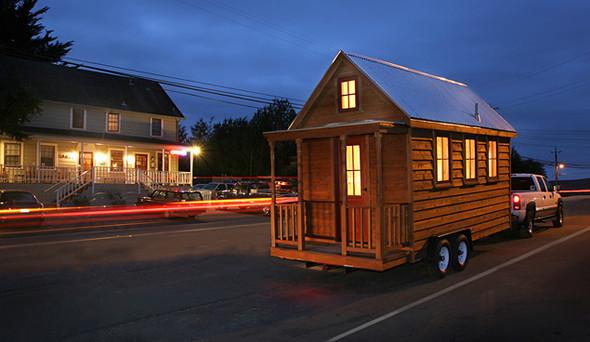 Tumbleweed Tiny House: ничего лишнего в доме. Изображение № 1.