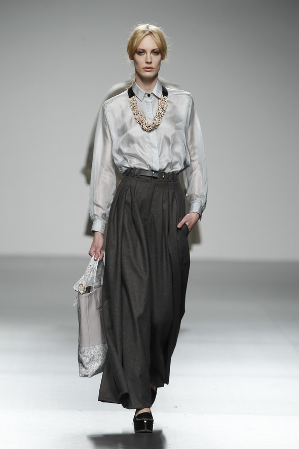 Madrid Fashion Week A/W 2012: El Colmillo de Morsa. Изображение № 11.