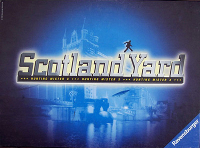 Скотланд-Ярд. Изображение № 1.