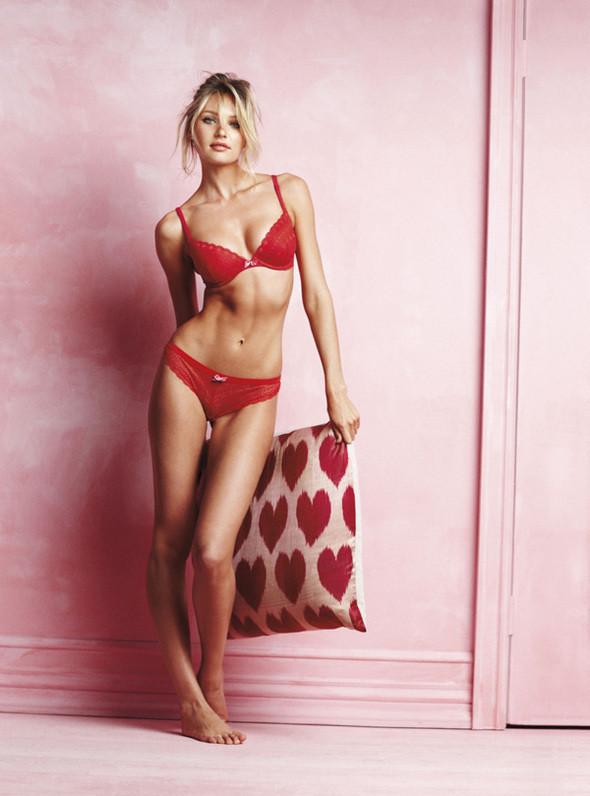 Изображение 10. Рекламная кампания Victorias Secret: День святого Валентина.. Изображение № 10.