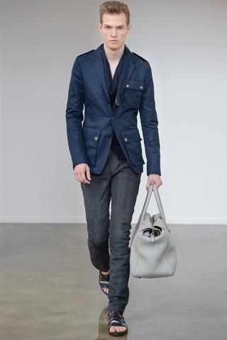 Неделя мужской моды в Милане: День 2. Изображение № 6.