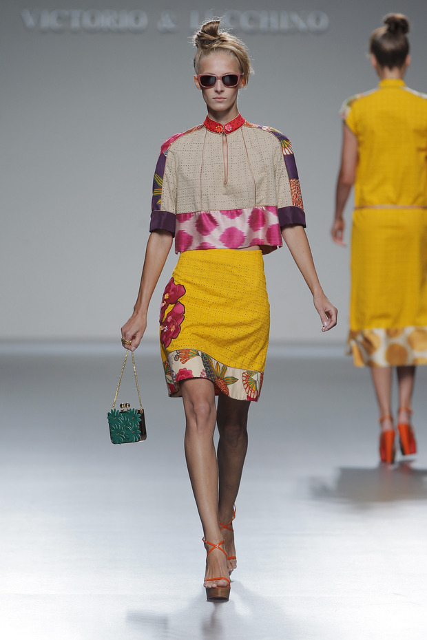 Madrid Fashion Week SS 2013: VICTORIO & LUCCHINO. Изображение № 22.