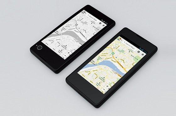 Yota выпускает телефон с двумя экранами. Изображение № 3.
