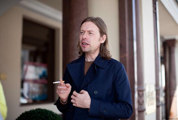 День с Питером Йенсеном: Разговоры о ретейле и шопинг в Москве. Изображение № 5.