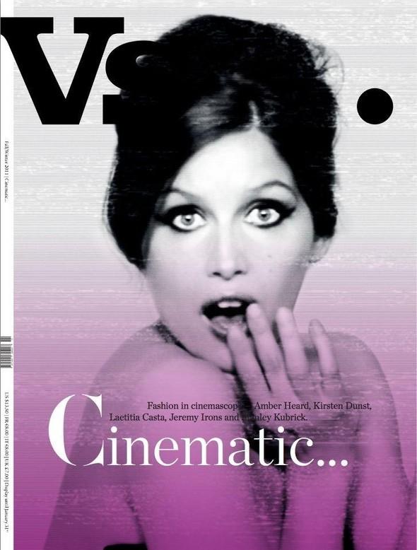Обложки: Purple Fashion, VS и Madame Figaro. Изображение № 4.