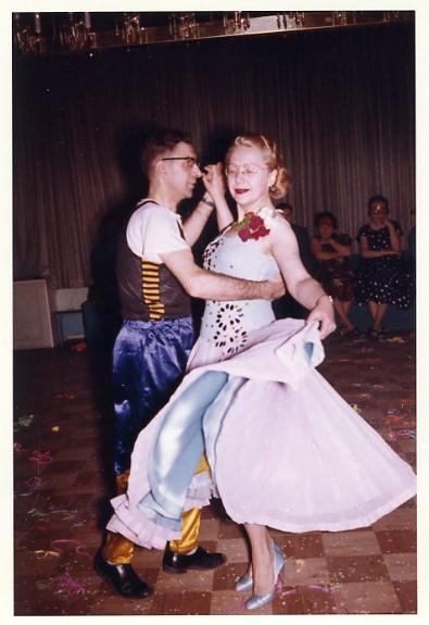 Dance Lessons 1958–1962. Изображение № 27.