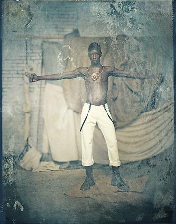 Африканские скинхеды byClayton Cubitt. Изображение № 2.
