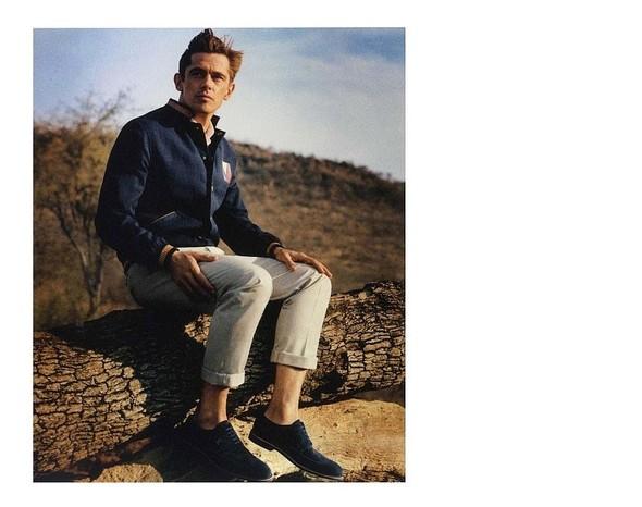 Кампания: мужская коллекция Louis Vuitton SS 2012. Изображение № 8.