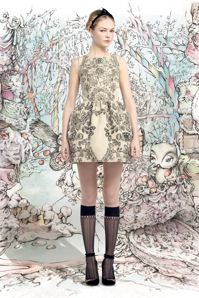 H&M, Sonia Rykiel и Valentino показали новые коллекции. Изображение № 101.