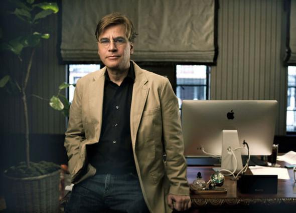 Главный герой: Аарон Соркин, сценарист. Изображение № 24.
