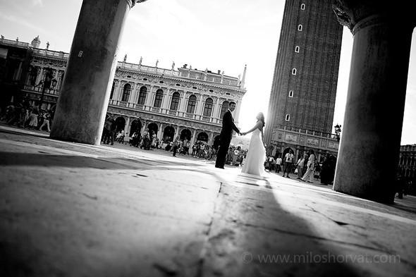 Милош Хорват: свадебная фотография вне времени. Изображение № 8.