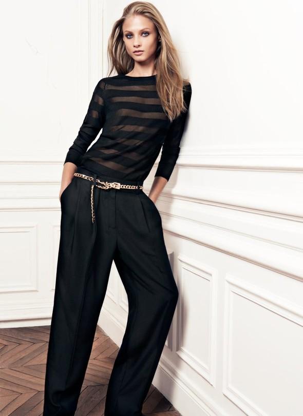 Лукбуки: H&M, Free People, Mango и Zara. Изображение № 35.