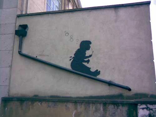 Изображение 11. Бэнкси снял фильм про уличное искусство.. Изображение № 14.