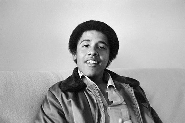 Студент Обама. Изображение № 4.