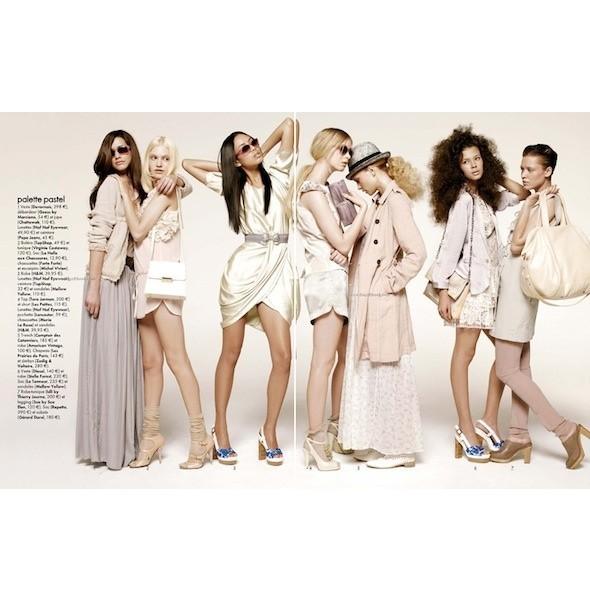 5 новых съемок: Amica, Elle, Harper's Bazaar, Vogue. Изображение № 16.