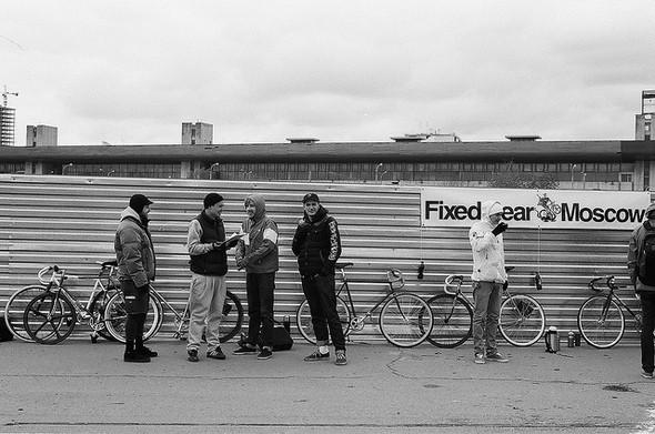 Изображение 20. Коллаборация Anteater, Fixed Gear Moscow и Kobr.. Изображение № 15.