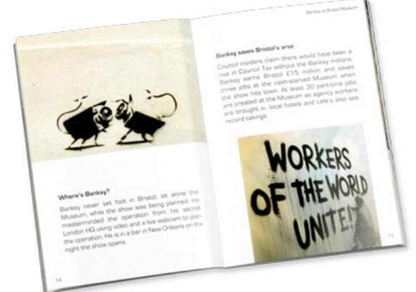 Дизайн-дайджест: Книга мифов о Бэнкси, выставка Ай Вэйвэя и арт-ярмарка FIAC в Париже. Изображение № 32.