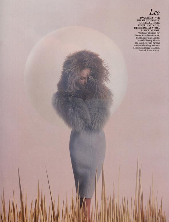 Гороскоп от Британского Vogue. Изображение № 5.