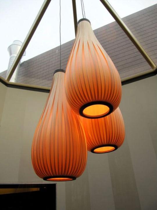 Скульптурные светильники из фанеры от Passion 4 Wood. Изображение № 2.