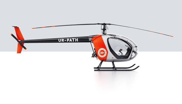 «Студия Артемия Лебедева» разработала корпус вертолёта. Изображение № 5.