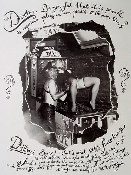 Книга Мадонны – «Секс». Изображение № 13.