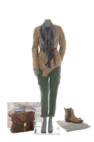 Brunello Cucinelli: лукбук осень-зима 2011/2012. Изображение № 82.