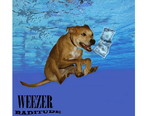 Журнал Spin Magсошел сума вместе сгруппой Weezer. Изображение № 2.