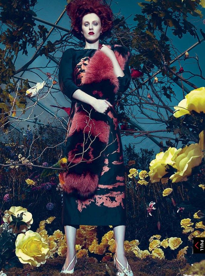Vogue, AnOther и другие журналы опубликовали новые съемки. Изображение № 46.