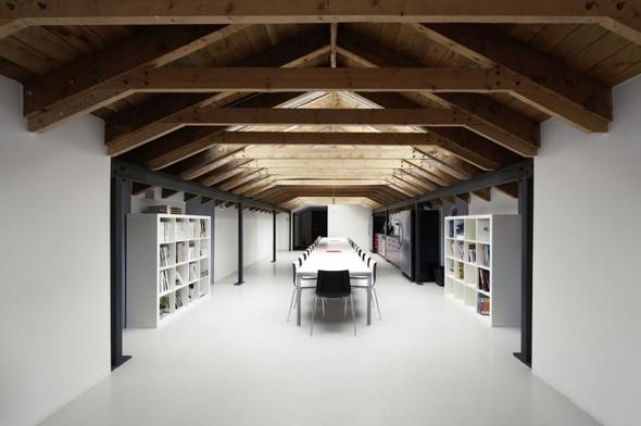 Офис канадского архитектурного бюро LEMAYMICHAUD. Изображение № 6.