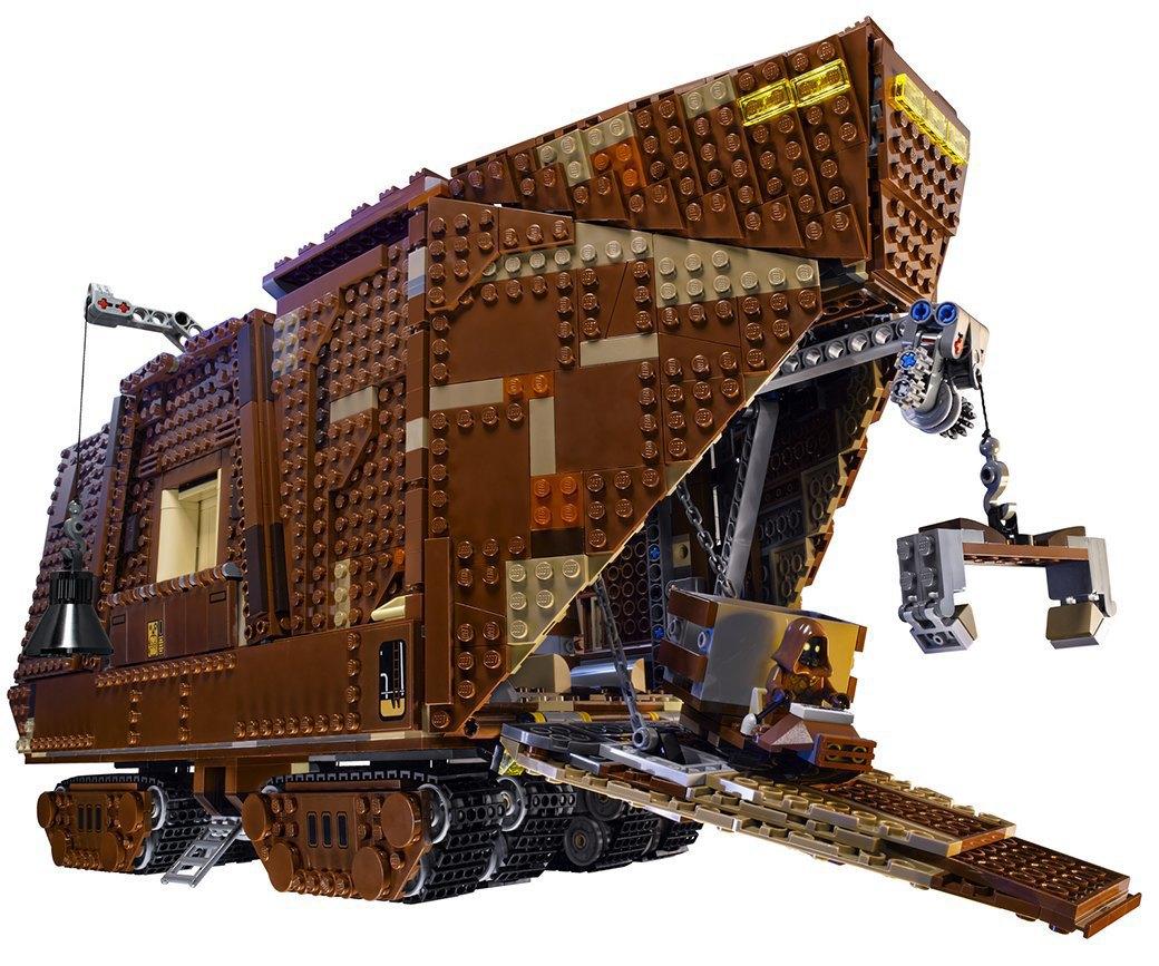 Объект желания:  Новый набор LEGO  «Звёздные войны». Изображение № 2.
