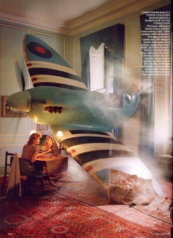Мир с обложки Тим Уокер. Изображение № 58.