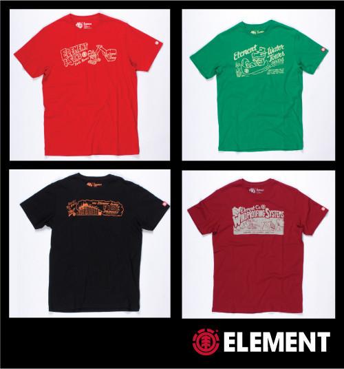 Обзор мужской весенней коллекции ELEMENT 2010. Изображение № 8.