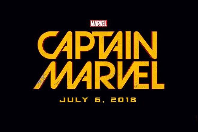 Логотип «Капитана Марвел» со старой датой релиза». Изображение № 3.