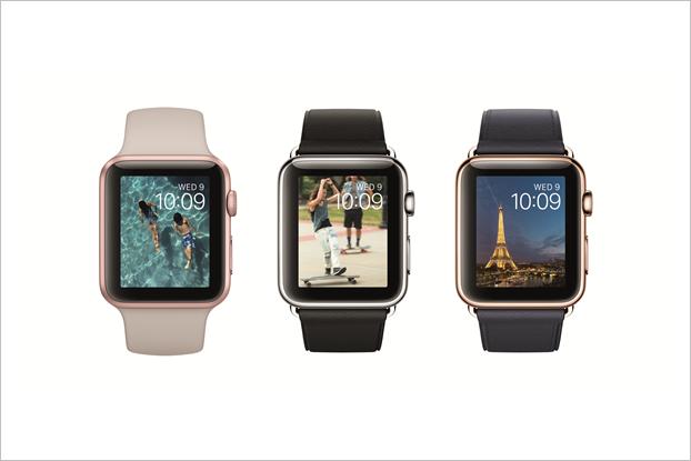 Новые оттенки Apple Watch Sport: розоватый и тёмный. Изображение № 1.