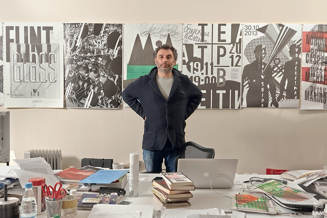 2013 — год российского дизайна: 13 рабочих мест арт-директоров. Изображение № 14.