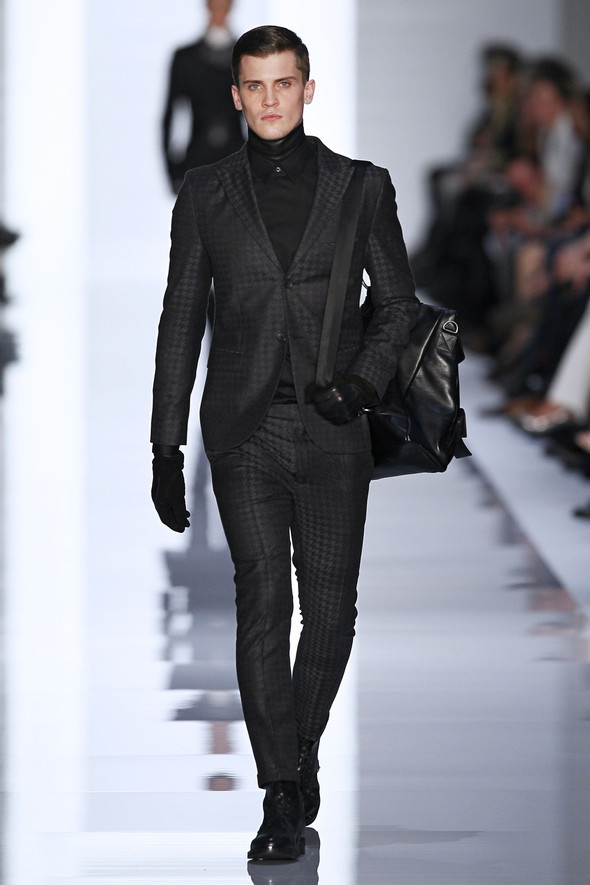 Berlin Fashion Week A/W 2012: Hugo by Hugo Boss. Изображение № 23.